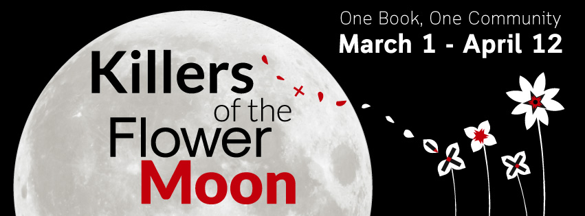killers of the flower moon march 1 to april 12