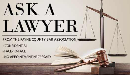 Ask a Lawyer x
